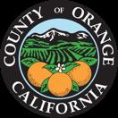 County of Orange, California seal logo